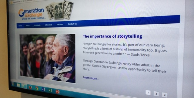 Generation Exchange - You've got stories. We want to hear 'em.